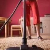 Como remover um cheiro de vinagre do tapete