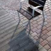Como reparar um almofariz e tijolo pátio