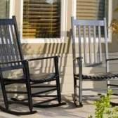 Como restaurar uma cadeira de balanço antiga