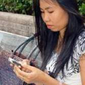 Como enviar mensagens de texto e mensagens de imagens para telefones celulares
