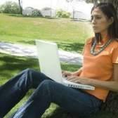 Como compartilhar o acesso sem fio a partir de um laptop