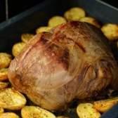 Como descongelar carne assada rápido