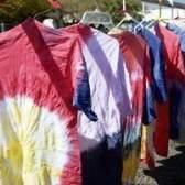 Como amarrar padrões de corante em uma t-shirt