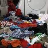 Como solucionar problemas de uma máquina de lavar empilhável maytag netuno e secadora