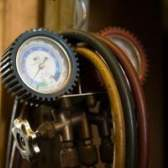 Como usar medidores de c-colector de ar condicionado em casa