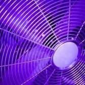 Como usar ventiladores para ventilar uma sala