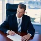 Como escrever uma carta para o pagamento do cliente