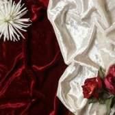 Idéias para um esquema de cores do casamento com preto e borgonha