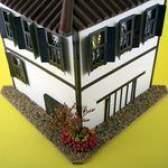 Como fazer uma pequena casa modelo
