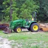 John deere 650 especificações de tractores