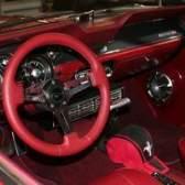 1969 Mustang especificações front-end