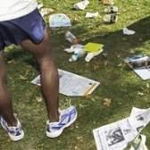 Os efeitos negativos de resíduos de papel