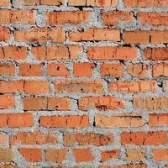 Problemas de fundação antiga casa de tijolos