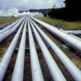 Partes de uma planta de energia geotérmica