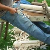 Padrões para artesanato em madeira