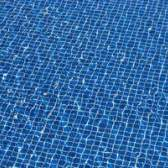 Idéias de design de plataforma para piscinas acima do solo