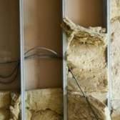 Isolamento lã de rocha vs. Isolamento fiberglass