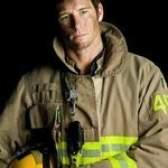 Salário de um bombeiro em tempo integral