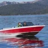 Devo guardar o meu barco com um tanque cheio ou vazio neste inverno?