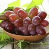 Sinais de má qualidade em uvas