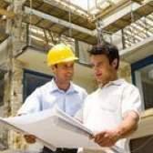 As partes interessadas e projectos de construção