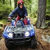 Suzuki ltr 450 especificações