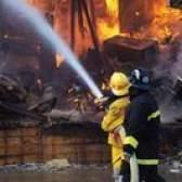 As vantagens de ser um bombeiro voluntário
