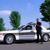 O salário médio de um chefe de polícia pequena cidade