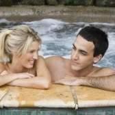 As diferenças entre um spa e uma sauna