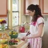 As diferenças nos anos 70, dos anos 80 & `decor 90s cozinha
