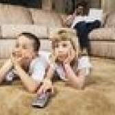 Os efeitos negativos da televisão sobre a comunicação