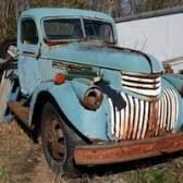 As especificações de uma apache chevy 1959