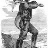 Ferramentas da corrida do ouro califórnia durante 1849