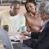 Taxas planejador financeiro típicos