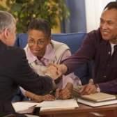 Leis imobiliário de washington em um contrato para uma ação