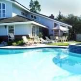 Quais são as causas da natação colapsos piscina?