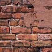 Quais são tijolos caído?