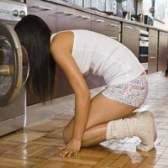 O que significa quando a sua máquina de secar roupa não seca?