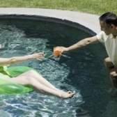 O que é uma piscina demolição parcial?
