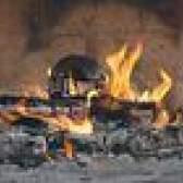 Que tipo de madeira faz com creosoto em fogões a lenha?