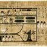Quais foram os temas da arte egípcia?