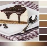 Ao usar a cor de caramelo em uma parede