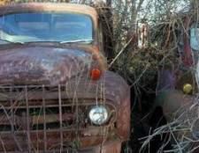 1963 Especificações do caminhão ford