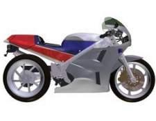 1986 Ficha do motor kawasaki 600r