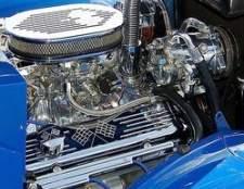 327 Especificações de motor