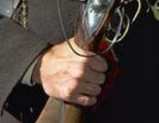 5 Principais armas usadas na guerra civil