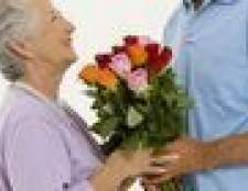 Aniversário presentes para cada ano de casamento