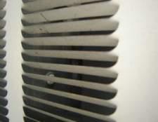 Melhor maneira de limpar os dutos de ar