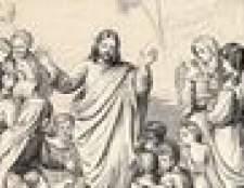 Artesanato da bíblia para as crianças pequenas que vêm para jesus