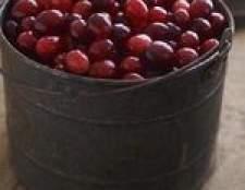 Marcas de suco de cranberry